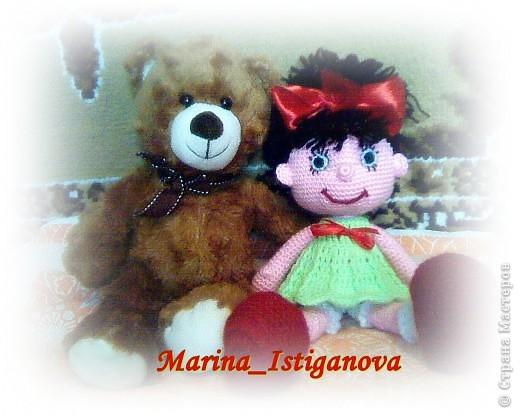 Новая кукла Аришка фото 2