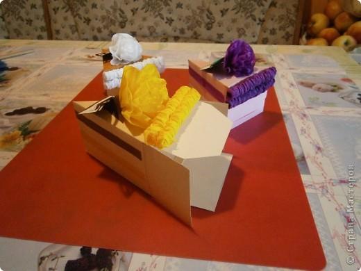 Доброго всем дня,или ночи. Скоро у моей дочки день рождения и мы решили сделать интересные приглашения-я нашла такие тортики здесь же на сайте, только они были с поздравлениями, а мы сделали как приглашения на день рождения. фото 5
