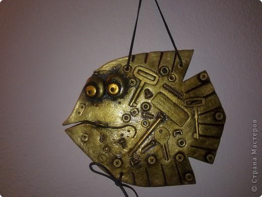 Рыба-магнит