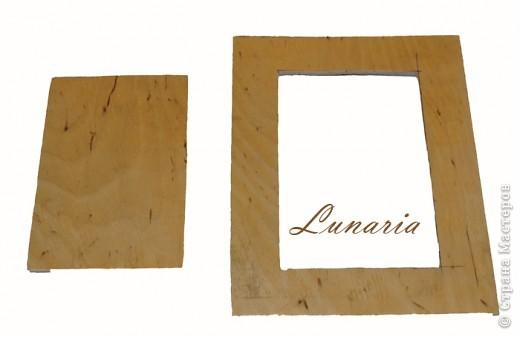 Такая рамка украсит любой интерьер или послужит замечательным подарком к любому празднику фото 2