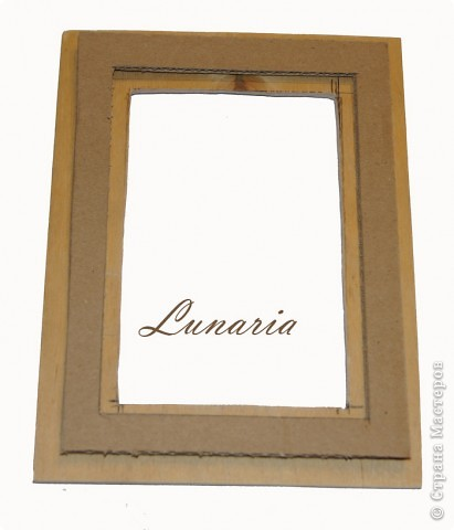 Такая рамка украсит любой интерьер или послужит замечательным подарком к любому празднику фото 5