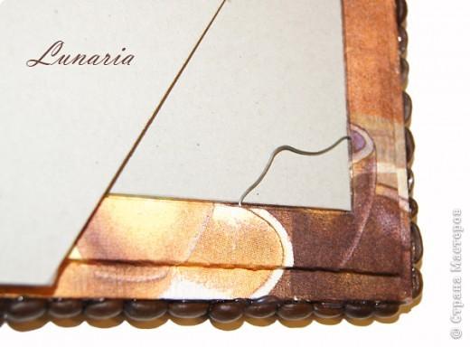 Такая рамка украсит любой интерьер или послужит замечательным подарком к любому празднику фото 8