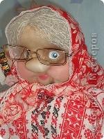 Вот такая бабулечка красотулечка, давайте знакомиться.... фото 1