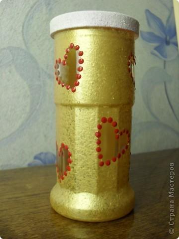стакан для карандашей с рыжим котиком фото 6