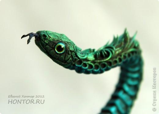 Змея Сверкающая фото 3