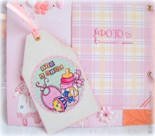 Подарок на рождение малышки фото 6