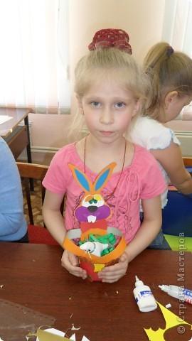 """Хочу показать работы детей из моего клуба """"Мастерилка"""", которые мы делали к пасхе 2009 г. фото 4"""