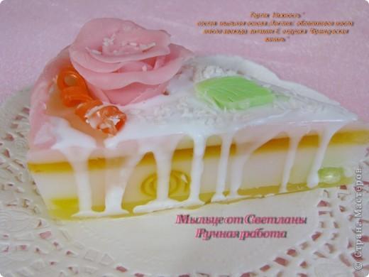 """Тортик """"Нежность"""" фото 8"""