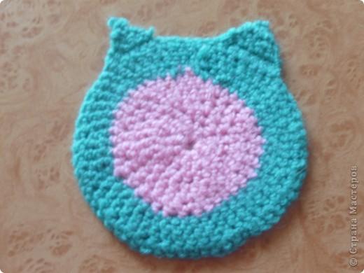 Мини-подушка для кота