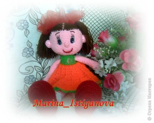 Кукла Полинка фото 2
