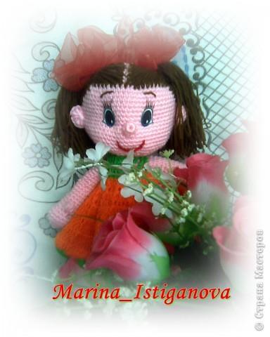 Кукла Полинка фото 1