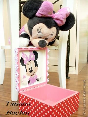 Шкатулка для маленькой леди. фото 6