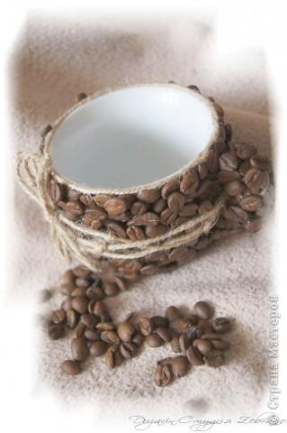 Декоративная кофейная чашечка фото 4