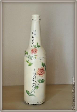 Бутылка, коробка для чая и подставка под горячее фото 4