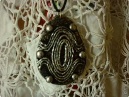 Спасибо Татьяне Сорокиной за ее изобретение http://stranamasterov.ru/node/308701.За вечер, из ничего,получаются очень интересные вещи. Такая вот парочка получилась. фото 5