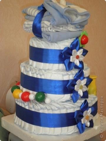 Вот такой тортик я испекла своему братишке на день рождения! фото 6