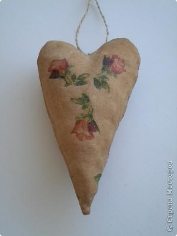 Ароматное сердечко фото 3