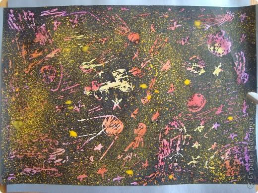 Работа к 8 Марта из гофрированной бумаги,картона и тесьмы. фото 8