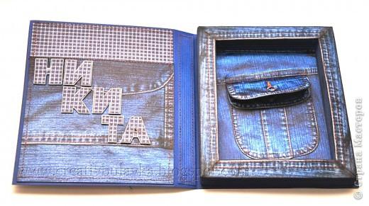 всем привет) у друга младшего сына скоро день рождения) давно хотела сделать открытку в таком варианте, мк http://iruuuha.blogspot.com/2012/01/blog-post_20.html фото 8