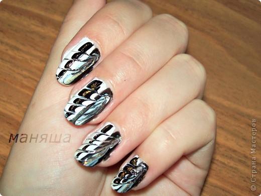 Красивые ухоженные ногти украсят вас в любом случае) фото 1