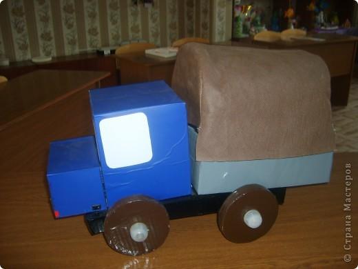 Вот такой гоночный автомобиль. фото 3