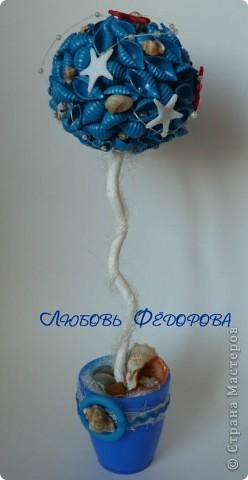 Всем привет! на скорую руку приготовила подарок))) Получатели подарка сегодня возвращаются с моря, а послезавтра уезжают домой в Москву! Вот и торопилась))) Подарок будет напоминать им о море))) фото 2