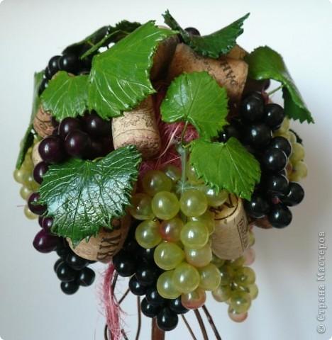 Ух, всё, закончились запасы пробок и винограда))) Вырастила, очередное, виноградное! фото 4
