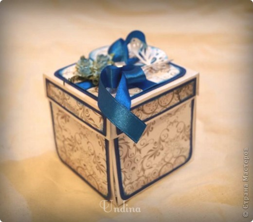 Пополнение скрапом Делалась коробочка на свадьбу брату целых 3 дня (идею вынашивала еще дольше). Тем более, у меня вдохновение приходит всегда прямо перед самим событием! Замучилась страшно, но дело того стоило фото 2