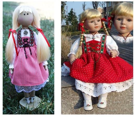 Кукла кукольная ))) фото 2