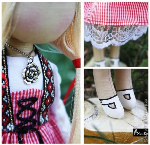 Кукла кукольная ))) фото 3