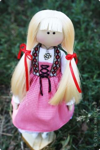 Кукла кукольная ))) фото 1