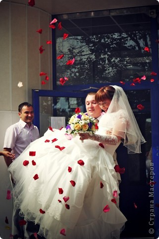 Свадебное) фото 3