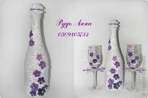 Последнее время уж очень полюбился мне фиолетовый цвет=)))))Вот результат моей влюблённости=)))) фото 2