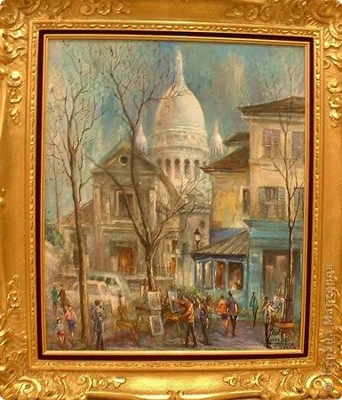 Arts-Montmartre Paris France (Galván Botella) фото 4