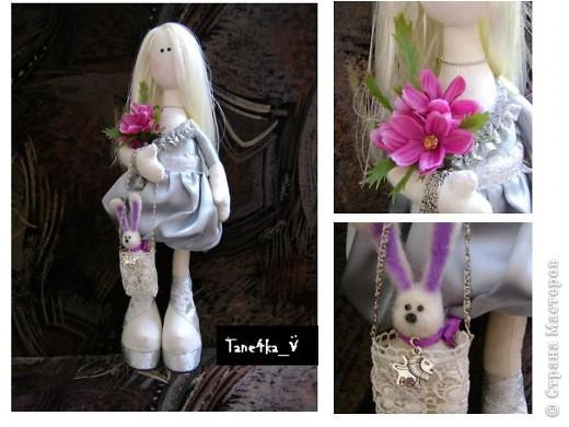 Представляю вашему вниманию Натали! Подарок для дорогой моей подружки :)  Очаровательная, милая блондиночка!  фото 2