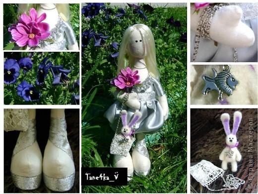 Представляю вашему вниманию Натали! Подарок для дорогой моей подружки :)  Очаровательная, милая блондиночка!  фото 3