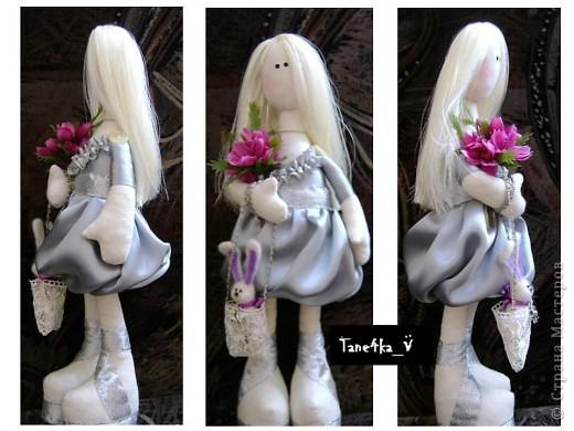 Представляю вашему вниманию Натали! Подарок для дорогой моей подружки :)  Очаровательная, милая блондиночка!  фото 5