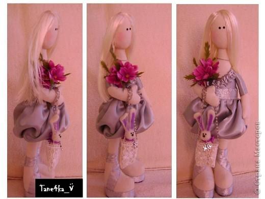 Представляю вашему вниманию Натали! Подарок для дорогой моей подружки :)  Очаровательная, милая блондиночка!  фото 6