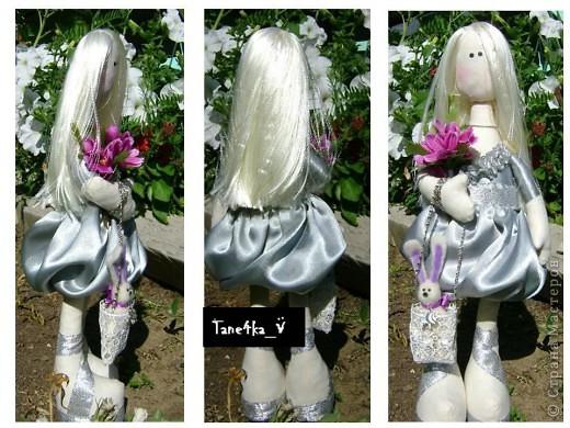 Представляю вашему вниманию Натали! Подарок для дорогой моей подружки :)  Очаровательная, милая блондиночка!  фото 7