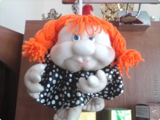 вдохновила куколка с права  фото 2