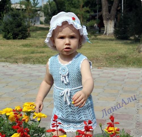 Наряд для маленькой модницы фото 2
