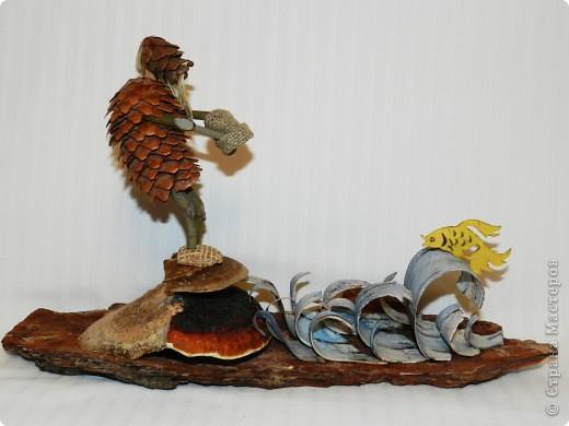 Сказочный персонаж своими руками из подручных материалов