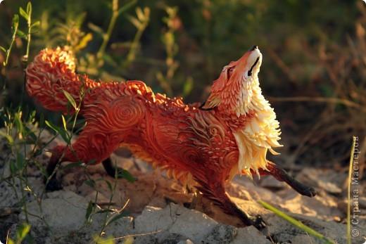 Скульптура Лепка Сказочный зоопарк на выезде Пластика