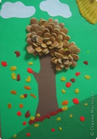 осеннее дерево фото 1