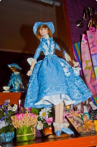 Самая большая моя кукла уехала к тете в германию. фото 1