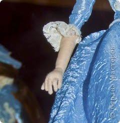 Самая большая моя кукла уехала к тете в германию. фото 2