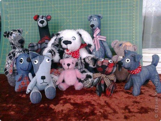 Добрый день дорогие жители страны!!!!!  Разрешите  представить вам эти игрушки.   Их не так много, но они сделаны с любовью!!!!!!!! фото 13