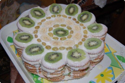 Фруктовый торт фото 4