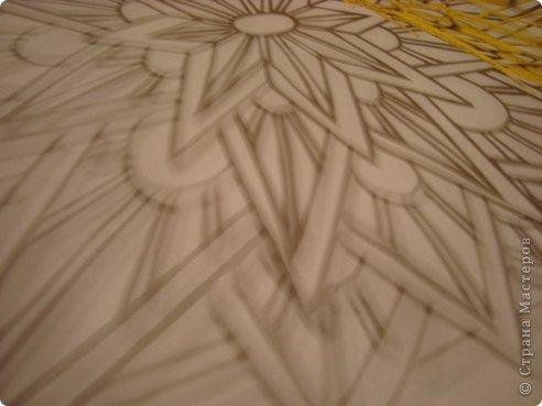 Картина панно рисунок Вырезание Мандала Бумага фото 7.