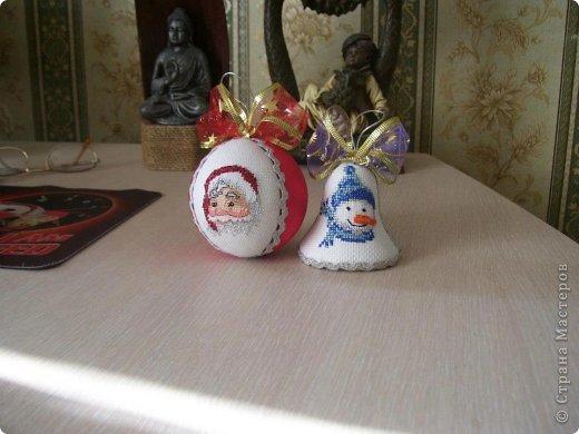 Мои новогодние игрушки фото 7